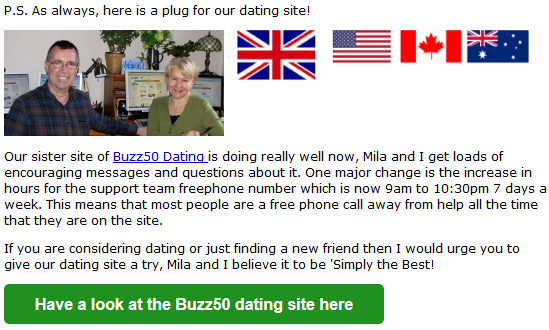 Buzz online dating